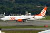 Boeing 737-8EH (SFP), PR-GGF, da GOL. (21/04/2013)