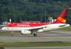 Airbus A318-121, PR-ONH, da Avianca Brasil. (21/04/2013)