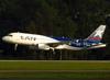 Airbus A320-232, CC-BAG, da LAN Airlines. (21/04/2013)