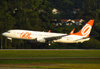 Boeing 737-8EH (SFP), PR-GTL, da GOL. (21/04/2013)