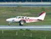 Beechcraft 58 Baron, PR-BDC. (21/04/2013)