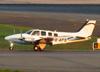 Beechcraft BE58 Baron, PR-AFG. (21/04/2013)
