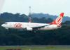Boeing 737-8Q8, PR-GIX, da GOL. (21/04/2013)