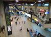 Terminal 1 do GRU Airport. (21/04/2013)