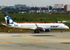 Embraer 190LR, PP-PJU, da TRIP. (21/04/2013)