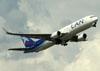 Boeing 767-316ER, CC-CWF, da LAN. (22/03/2012)
