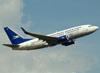 Boeing 737-76N, LV-CAP, da Aerolíneas Argentinas. (22/03/2012)