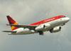 Airbus A318-121, PR-AVH, da Avianca Brasil. (22/03/2012)