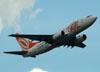Boeing 737-7BX, PR-VBX, da GOL. (22/03/2012)