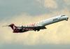 Canadair CL-600-2D24 Regional Jet CRJ-900LR, CX-CRC, da Pluna. (22/03/2012)