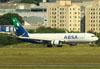 Boeing 767-316FER, PR-ABD, da ABSA Cargo Airline. (22/03/2012)