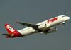 Airbus 320-232, PR-MBF, da TAM. (22/03/2012)