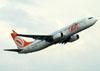 Boeing 737-8EH, PR-GGA, da GOL. (22/03/2012)