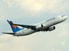 Boeing 737-8EH, PR-VBL, da Varig (GOL). (22/03/2012)