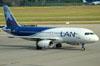 Airbus A320-233, LV-CKV, da LAN Argentina. (22/03/2012)