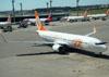 Boeing 737-8EH, PR-GTL, da GOL. (22/03/2012)