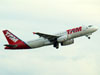 Airbus A320-232, PR-MAW, da TAM. (22/03/2012)