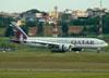 Boeing 777-2DZLR, A7-BBA, da Qatar. (22/03/2012)