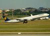 Airbus A340-642X, D-AIHU, da Lufthansa. (22/03/2012)