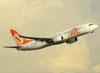 Boeing 737-8EH, PR-GUG, da GOL. (22/03/2012)