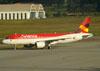 Airbus A320-214, PR-AVP, da Avianca Brasil. (22/03/2012)