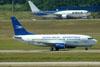 Boeing 737-53A, LV-BIH, da Aerolíneas Argentinas. (22/03/2012)