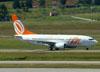 Boeing 737-76N, PR-GON, da GOL. (22/03/2012)