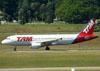 Airbus A320-214, PR-MYE, da TAM. (22/03/2012)
