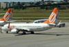 Boeing 737-8EH, PR-GTO, da GOL. (22/03/2012)