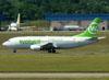 Boeing 737-33A, PR-WJK, da Webjet. (22/03/2012)