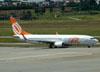 Boeing 737-8EH, PR-GTR, da GOL. (22/03/2012)