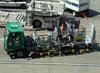 Caminhão reabastecedor da BR Aviation. (22/03/2012)