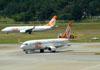 Boeing 737-8EH, PR-GUL, da GOL. (22/03/2012)