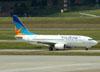 Boeing 737-76N, PR-GOQ, da Varig (GOL). (22/03/2012)