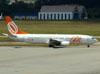 Boeing 737-809, PR-GIU, da GOL. (22/03/2012)