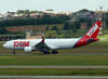 Airbus A330-203, PT-MVH, da TAM. (22/03/2012)