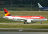 Airbus A320-214, PR-AVU, da Avianca Brasil. (22/03/2012)