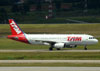 Airbus A320-232, PR-MAD, da TAM. (22/03/2012)