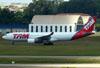 Airbus A330-223, PT-MVD, da TAM. (22/03/2012)