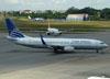 Boeing 737-8V3, HP-1721CMP, da Copa Airlines. (22/03/2012)