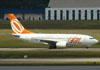 Boeing 737-75B, PR-GOC, da GOL. (22/03/2012)