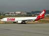 Airbus A330-223, PT-MVO, da TAM. (23/06/2009)