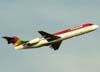 Fokker 100 (F28MK0100), PR-OAK, da OceanAir. (23/06/2009)