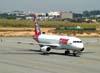 Airbus A320-232, PR-MAG, da TAM Airlines. (23/06/2009)