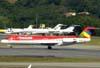Fokker 100 (F28MK0100), PR-OAU, da OceanAir. (23/06/2009)