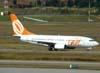 Boeing 737-76N, PR-GOI, da GOL. (23/06/2009)