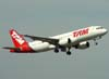 Airbus A320-214, PR-MYE, da TAM. (23/06/2009)