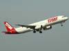Airbus A321-231, PT-MXE, da TAM. (23/06/2009)