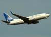 Boeing 737-7V3, HP-1528CMP, da Copa Airlines. (23/06/2009)