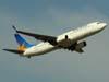 Boeing 737-8EH, PR-VBK, da Varig. (23/06/2009)